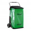Poubelle de jardin chariot mobile CLABER Carry Eco Garden + sac inclus