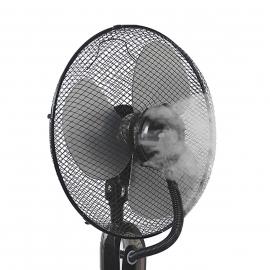 ventilateur brumisateur orientable