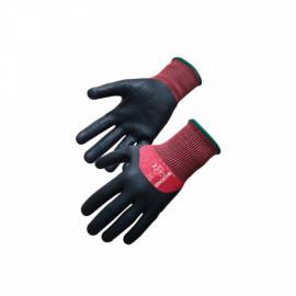 Gant de protection ANTI COUPURE SINGER Taille 6 tricot/é Sans Coutures Enduit poly/éthylene Haute densit/é