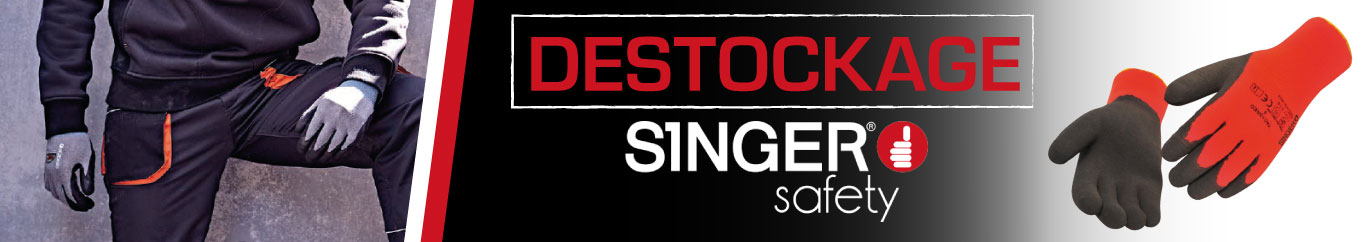 Destockage SINGER